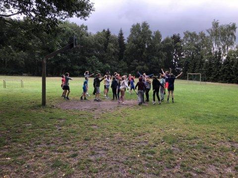 Kamp groep 8