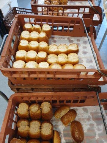 Broodjes Paasontbijt